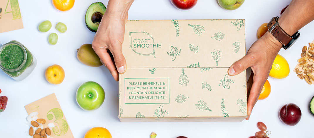 Smoothie boxes